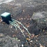 Montáž tepelného čerpadla země/voda