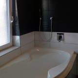 Koupelna ve stylu funkcionalismu (video)