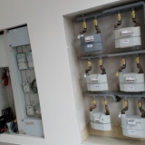 Instalace plynu v činžovním domě