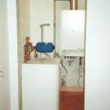 Instalace vody pro kadeřnictví