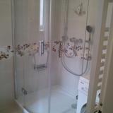 Rekonstrukce bytového jádra se sprchovým koutem (video)