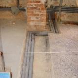Rekonstrukce instalací v budově Církev Víry