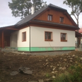 Instalace pro penzion ve Fryšavě