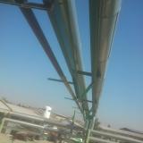 Přeložka průmyslového plynovodu