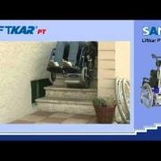 LIFTKAR PT Plus stairclimber - PT Adapt stairclimber | Treppensteiger | www.sano.at