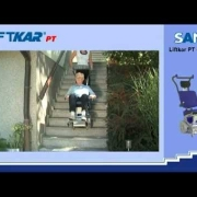LIFTKAR PT outdoor stairclimber | Treppensteiger | sube-escaleras | monte-escalier www.sano.at