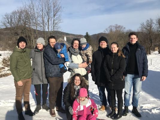 Zimní teambuilding 2020