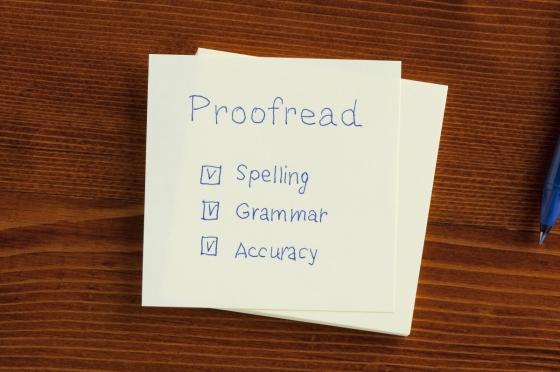 Kontrolou pravopisu práce kvalitního korektora nekončí – pomůže vám i se stylistickou rovinou textu.