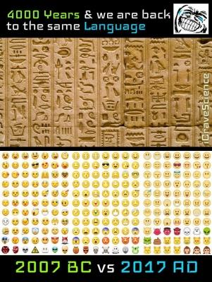 A nebyla ta historie emoji úplně jinak?