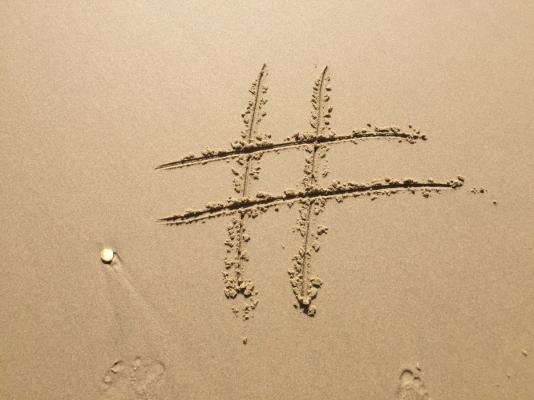 Používejte dobré hashtagy