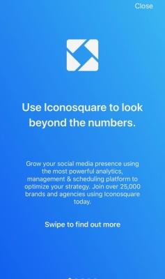Aplikace Iconosquare