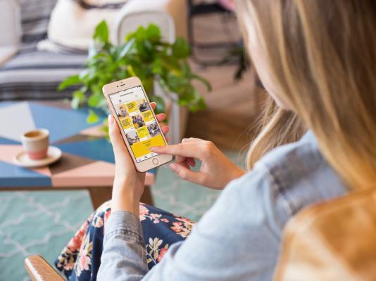 Instagram patří mezi stále oblíbenější aplikace
