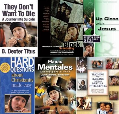 """Oblíbeným příkladem, který demonstruje problematiku fotobank, je případ """"Everywhere Girl"""". V roce 1996 se Jennifer Anderson stala modelem pro snímek určený do fotobanky. A protože firma, která použila fotografii jako první, neměla výhradní licenci (snímek tedy mohl použít každý), Jennifer se postupně začala objevovat stále častěji a častěji. Zdroj: Cxl.com"""