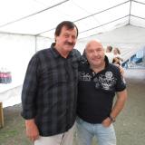 Před společným koncertem s  Michalem Davidem