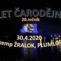 30.04. – Jubilejní Slet čarodějnic 2020