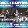 03.08. – Srpnová noc - Karel Kahovec, Viktor Sodoma a George & Beatovens