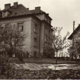 1961 - Pohled ze zahrady
