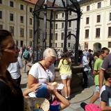 Prázdninový výlet do Prahy