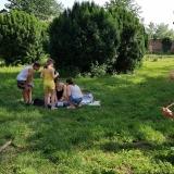 Zábavné odpoledne se studenty Domova mládeže Palečkova 2019
