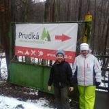 Jarní prázdniny v Prudké, 2.-7.2.