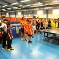 Turnaj dětských domovů ve stolním tenisu 2019