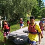 Rafty na Vltavě 2019