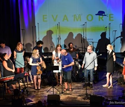 Evamore křest CD
