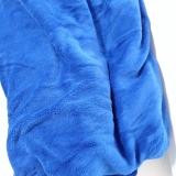 Modré pončo