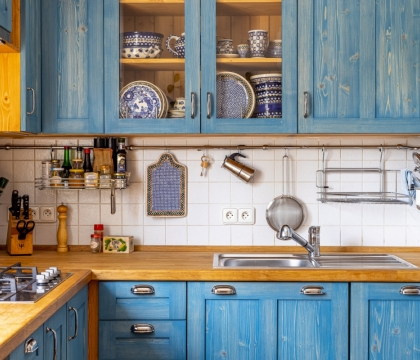 Ukázky kuchyně na míru