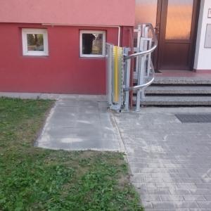 Klatovy, U pošty