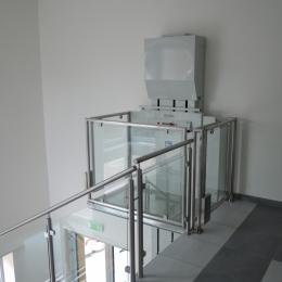 VPM 400 vertical platform