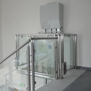 Vertikálná plošina VPM 400