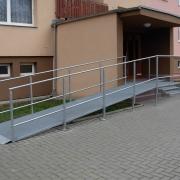 Ocelové rampy