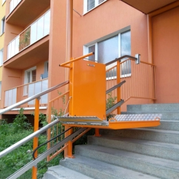 Košice, Bukovecká 8 (BD)