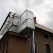 VPM 250 vertical platform