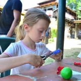 Workshop: Výroba žonglérských míčků