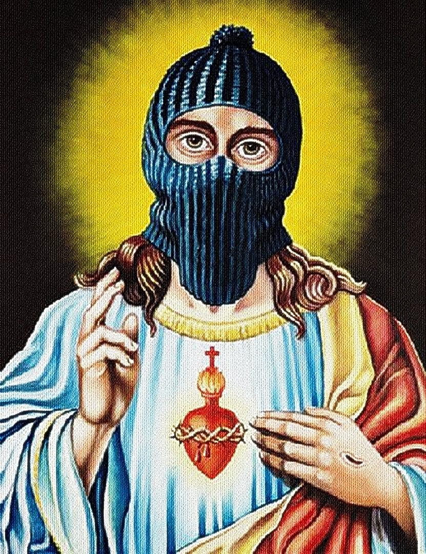 Jesus Zapatista