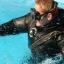 Kurz potápění v suchém obleku