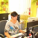 Jana Pazderová - mzdová účetní