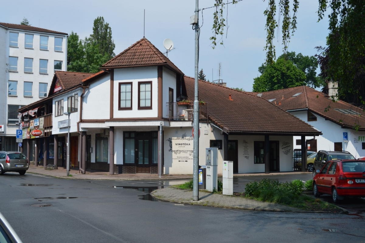 Fotogalerie vinotéky